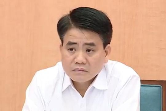 Ông Nguyễn Đức Chung. Ảnh: Người lao động.