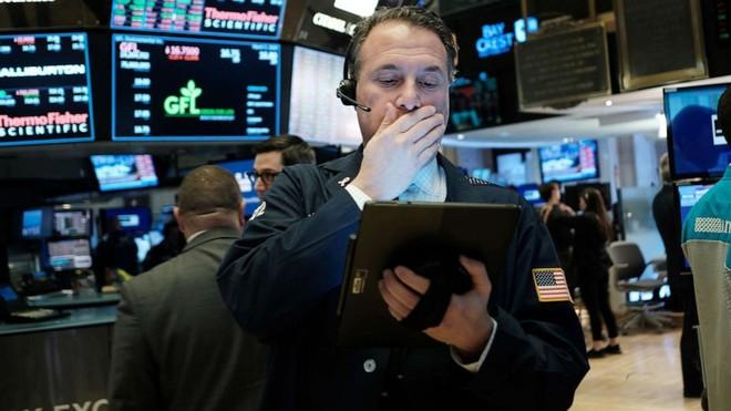 Thị trường chứng khoán Mỹ có thể rớt thêm 15% kể từ vùng đáy tháng 3