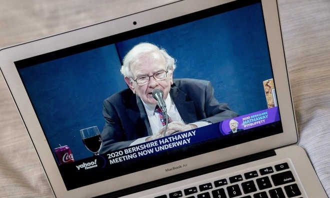 Warren Buffett thừa nhận sai lầm khi đầu tư vào cổ phiếu hàng không