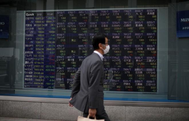 P/E thị trường chứng khoán châu Á lên mức cao nhất kể từ năm 2009