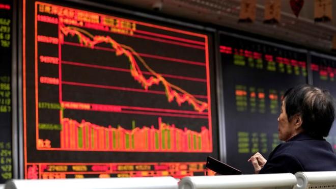 Lời giải cho phiên tồi tệ nhất của chứng khoán Trung Quốc kể từ tháng 2