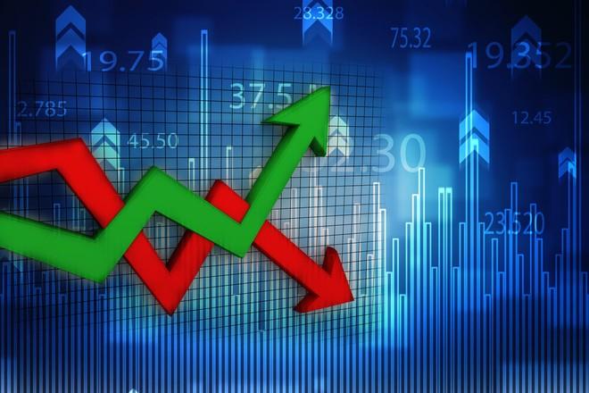 Chỉ số chứng khoán khu vực thị trường mới nổi cho tín hiệu mua vào