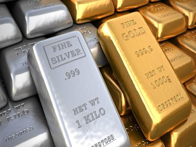 Giá vàng tạo sóng, nhưng giá bạc còn tăng mạnh hơn và chưa dừng lại