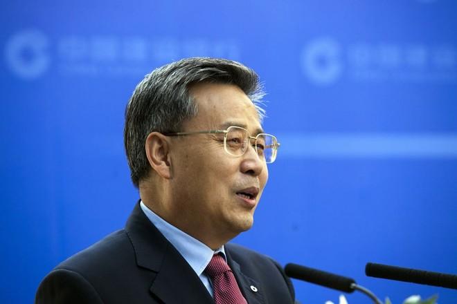 Ông Quách Thụ Thanh, Chủ tịch cơ quan giám sát Ngân hàng Trung Quốc
