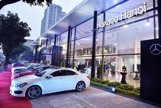 Dịch vụ Ô tô Hàng Xanh (HAX): 9 tháng doanh thu đạt 3.750,8 tỷ đồng, tăng 3,2%