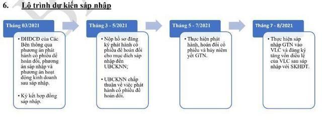 Sáp nhập GTNFoods (GTN) - Vilico (VLC): Dự kiến 1,6 cổ phiếu GTN đổi 1 cổ phiếu VLC ảnh 1