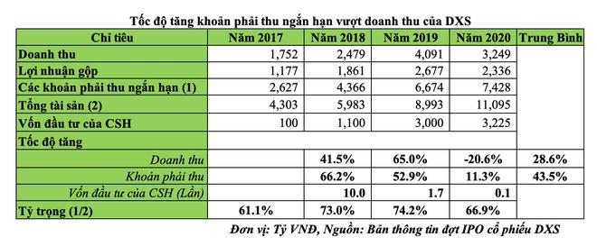 Trước IPO, Dịch vụ bất động sản Đất Xanh (DXS) tăng vốn thần tốc hơn 32 lần kể từ năm 2017 ảnh 1