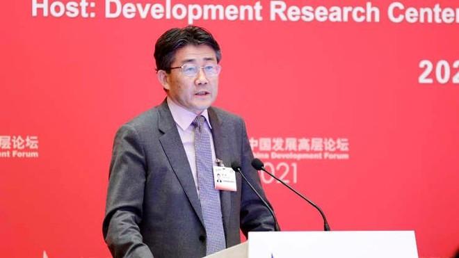Gao Fu, giám đốc Trung tâm Kiểm soát và Phòng ngừa Dịch bệnh Trung Quốc (CDC)