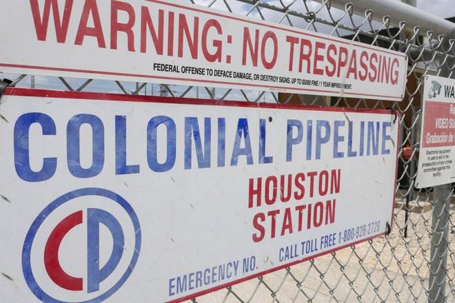 Colonial Pipeline trả 5 triệu USD cho tin tặc sau sự cố tấn công mạng