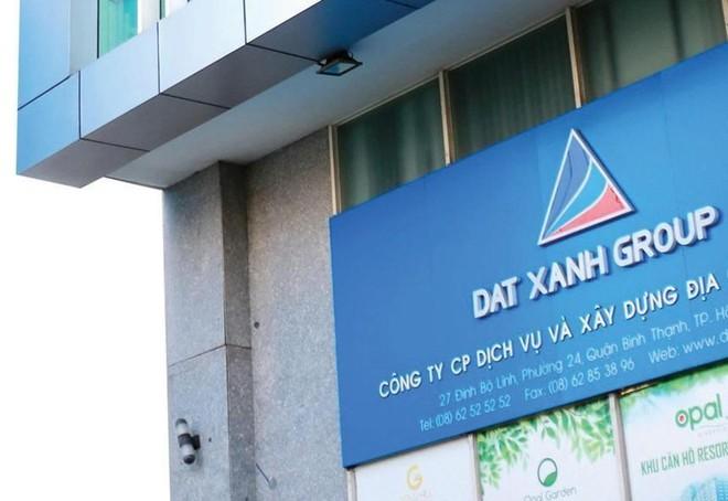 Đồng loạt quỹ ngoại và lãnh đạo Đất Xanh (DXG) bán ra cổ phiếu