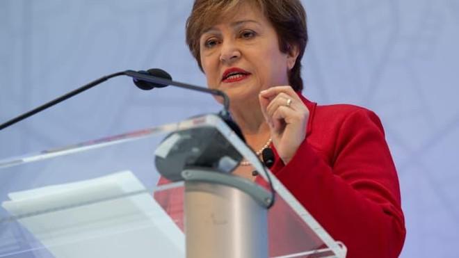 Kristalina Georgieva, Giám đốc điều hành Quỹ Tiền tệ Quốc tế (IMF)