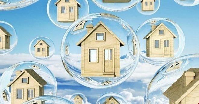 Bong bóng thị trường bất động sản đang phình to hơn trên phạm vi toàn cầu