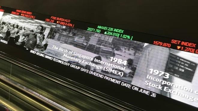 Chính phủ Singapore công bố quỹ đầu tư 1 tỷ USD để thúc đẩy thị trường chứng khoán