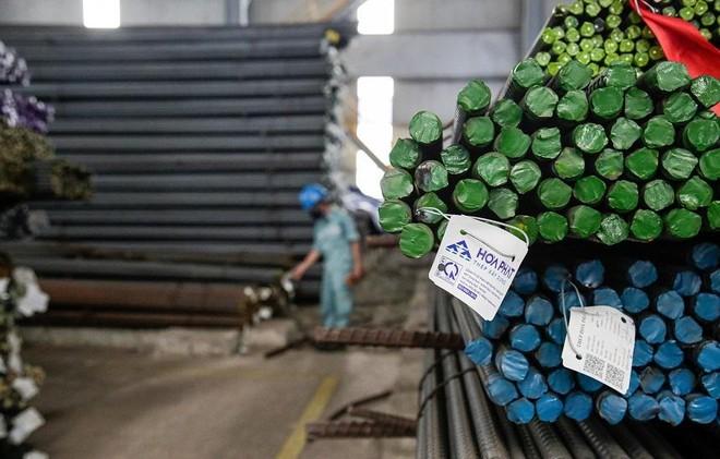 Thị phần thép xây dựng Hòa Phát (HPG) tăng lên 37%