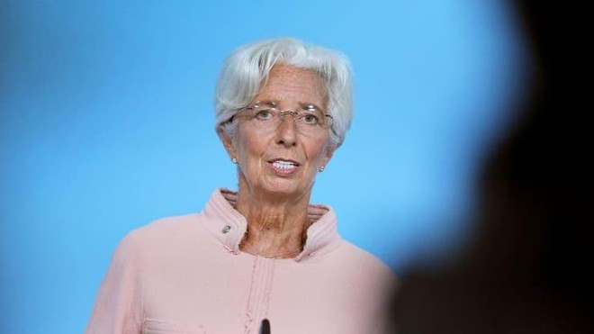 Bà Christine Lagarde, Chủ tịch Ngân hàng Trung ương châu Âu (ECB)