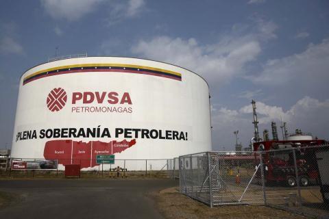 Trung Quốc ngừng mua dầu của Venezuela do lệnh cấm vận của Mỹ