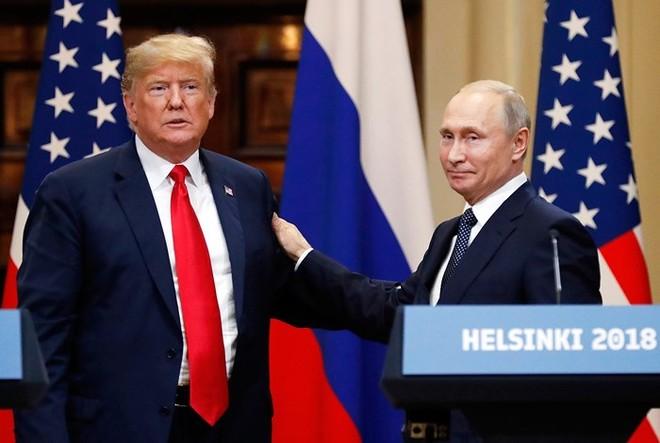 Ông Trump muốn Nga gia nhập G7
