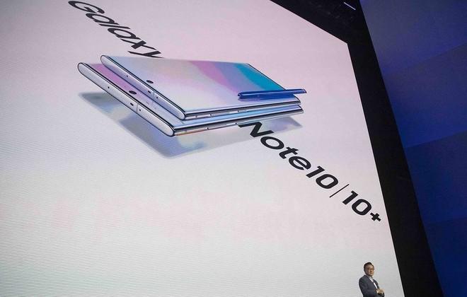 Samsung bắt đầu bán Galaxy Note 10 tại 70 quốc gia vào ngày 23/8