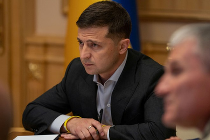 Tổng thống Ukraine Vladimir Zelensky. Ảnh: Reuters