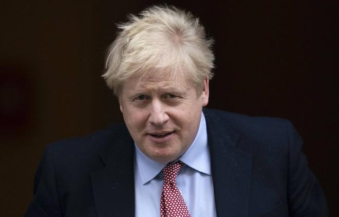 Thủ tướng Anh Boris Johnson. Ảnh: EPA-EPE.
