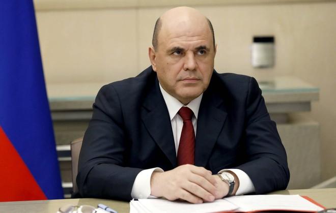 Thủ tướng Nga Mikhail Mishustin. Ảnh: TASS.