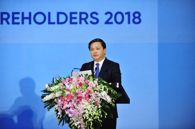 Ông Lê Đức Thọ, Chủ tịch HĐQT VietinBank