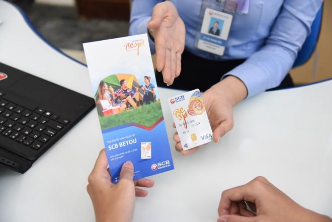 SCB ra mắt Thẻ thanh toán quốc tế SCB beYOU