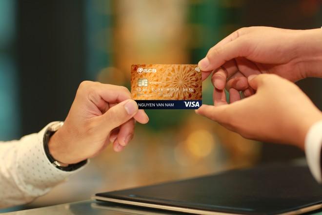 Ra mắt thẻ tín dụng quốc tế SCB S-Care (thẻ S-Care)