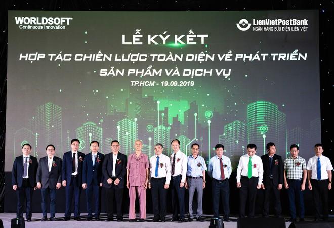 LienVietPostBank ký kết thỏa thuận hợp tác với CTCP Công nghệ Xelex