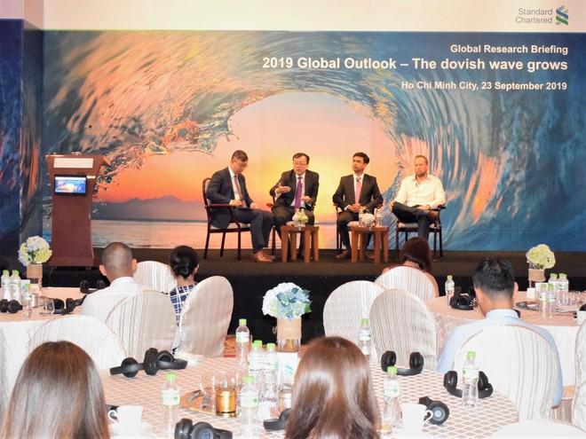 Standard Chartered: Tăng trưởng Việt Nam dự kiến đạt 6,9% và sẽ duy trì tốc độ này đến năm 2021