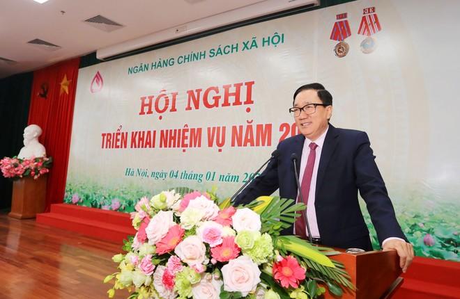 Tổng giám đốc Dương Quyết Thắng phát biểu chỉ đạo tại Hội nghị