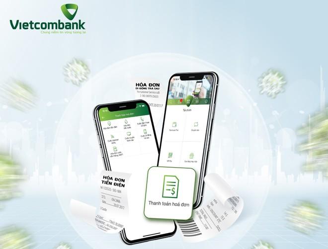 Vietcombank là ngân hàng đầu tiên kết nối trực tiếp với Cổng dịch vụ công quốc gia