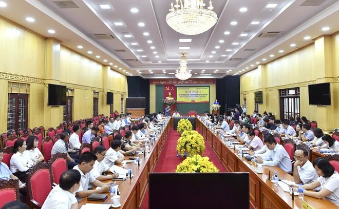 Đến 20/5/2020, dư nợ tại Thái Nguyên tăng 1,24% so với đầu năm ảnh 1