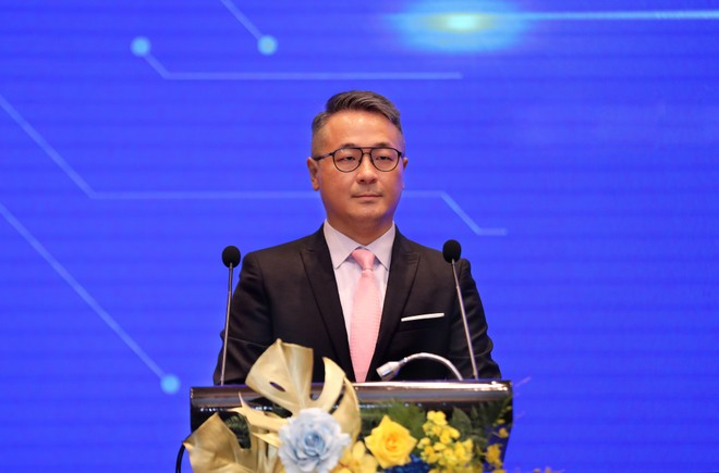 Quyền Tổng giám đốc SCB ông Chen Yi-Chung (Jeremy Chen)