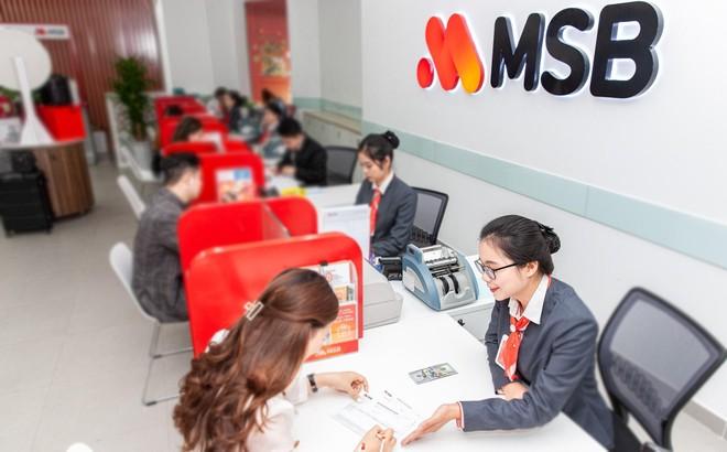MSB chào sàn HOSE ngày 23/12/2020 với giá tham chiếu 15.000 đồng/cổ phiếu