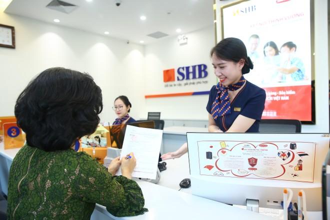 Cổ phiếu SHB được chấp thuận nguyên tắc niêm yết trên sàn HOSE