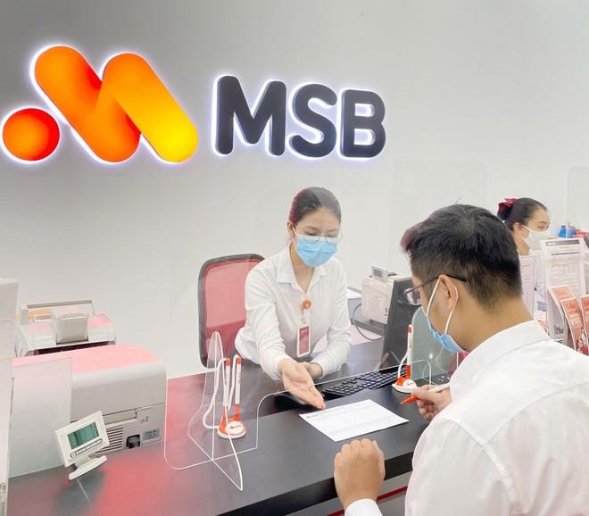 Ngân hàng Hàng hải (MSB): Hoàn thành 95% kế hoạch lợi nhuận sau 6 tháng đầu năm