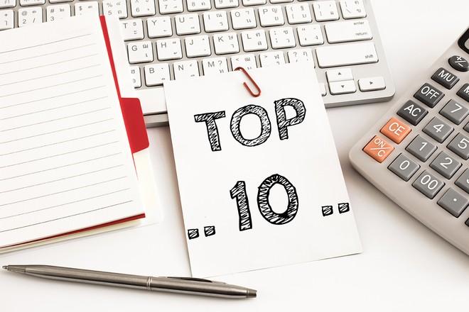 Top 10 cổ phiếu tăng/giảm mạnh nhất tuần: STB và OGC nổi sóng