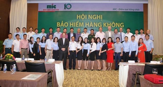 MIC tổ chức Hội thảo bảo hiểm hàng không dành cho các đơn vị quân đội