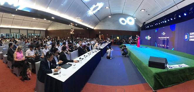 """Chủ tịch UBND Nguyễn Đức Chung: """"Hà Nội sẽ tạo môi trường hấp dẫn cho các start-up trên thế giới"""" ảnh 1"""