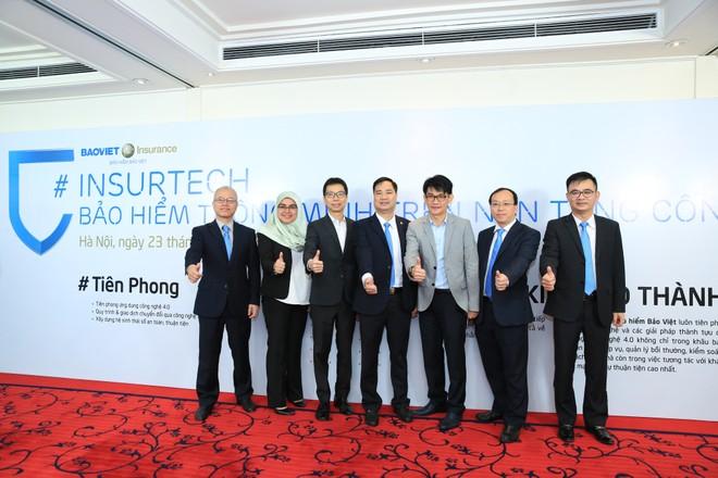 Bảo hiểm Bảo Việt ra mắt sản phẩm bảo hiểm bồi thường thông minh