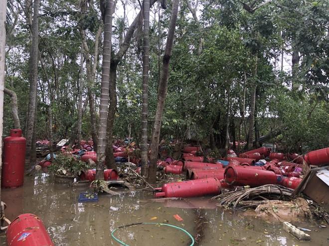 Bảo hiểm VietinBank ứng trước 10 tỷ đồng cho tổn thất bão số 6