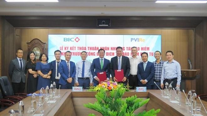 PVIRe và BIC khai trương cổng giao dịch tái bảo hiểm điện tử