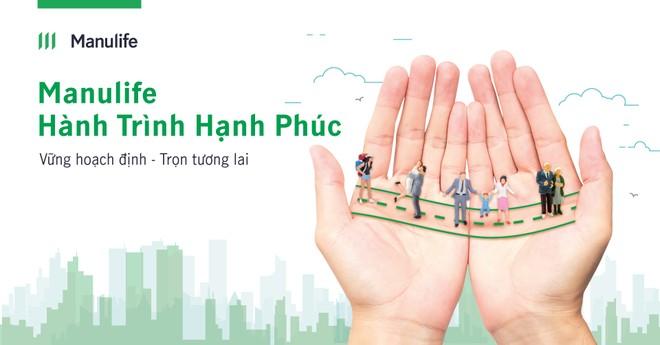 """Manulife Việt Nam ra mắt bảo hiểm liên kết chung """"Manulife – Hành Trình Hạnh Phúc"""""""