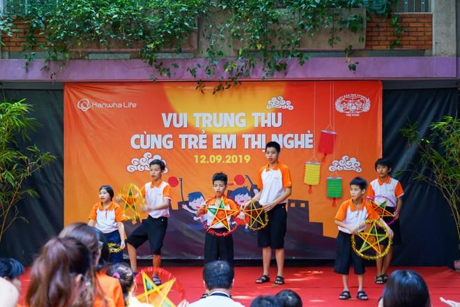 Hanwha Life Việt Nam tổ chức chương trình Trung thu cho trẻ em mồ côi