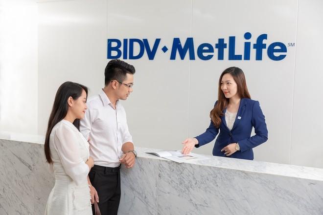 BIDV Metlife ra mắt trang thông tin đồng hành cùng người Việt