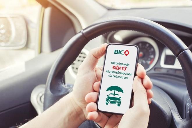 Bắt đầu từ hôm nay (1/3/2021) người dân có thể nhận Giấy chứng nhận bảo hiểm điện tử với bảo hiểm xe cơ giới