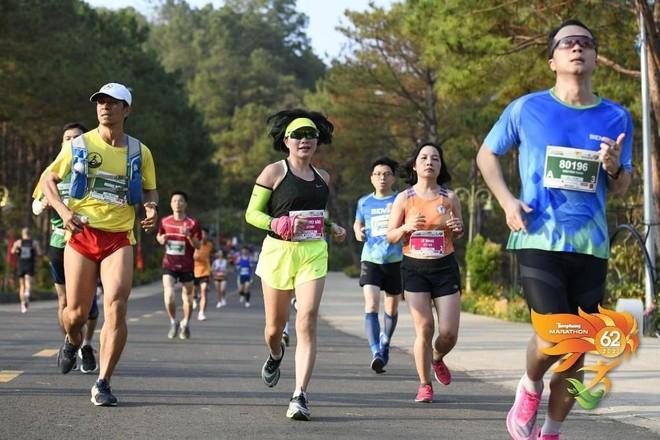 Herbalife Việt Nam hỗ trợ tổ chức Giải Vô địch quốc gia marathon 2021