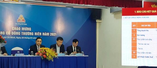 Vissan (VSN) không chia cổ tức, đặt mục tiêu doanh thu và lợi nhuận năm 2021 giảm