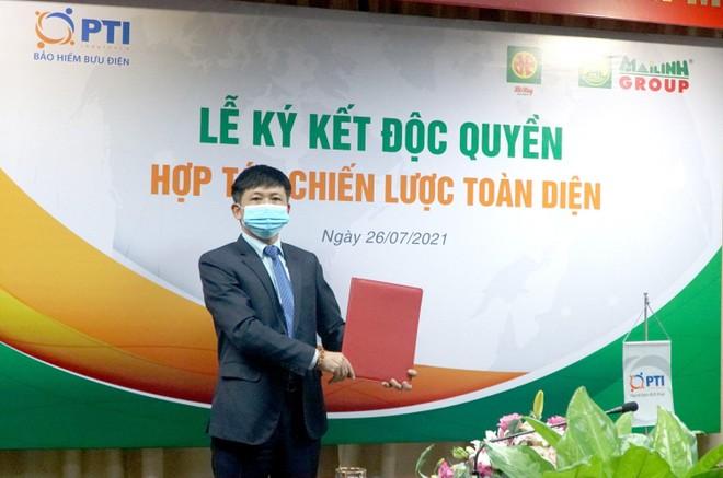 Bảo hiểm Bưu điện và Tập đoàn Mai Linh hợp tác độc quyền